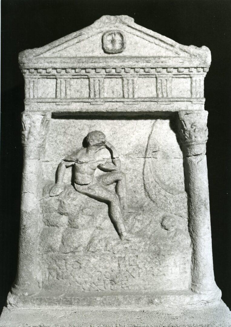 Headstone, c. 200–300 AD