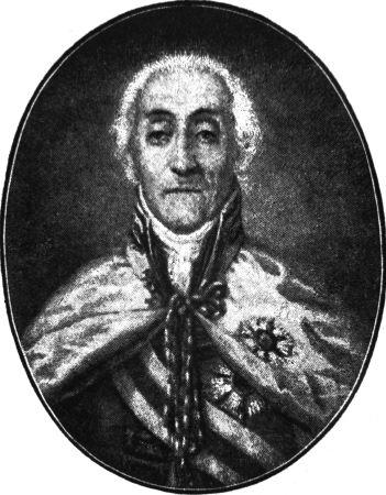 Antonios Komoutos, President of the Septinsular Republic 1803–1807, c. 1806