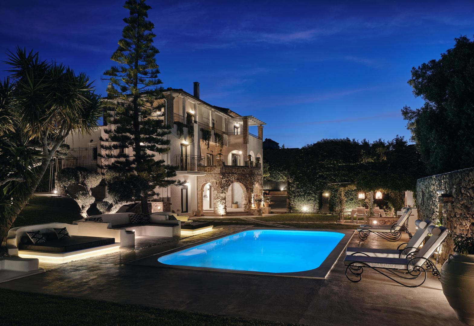 Bozonos-villa