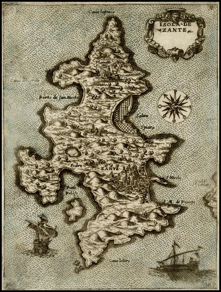 Isola_De_Zante_map