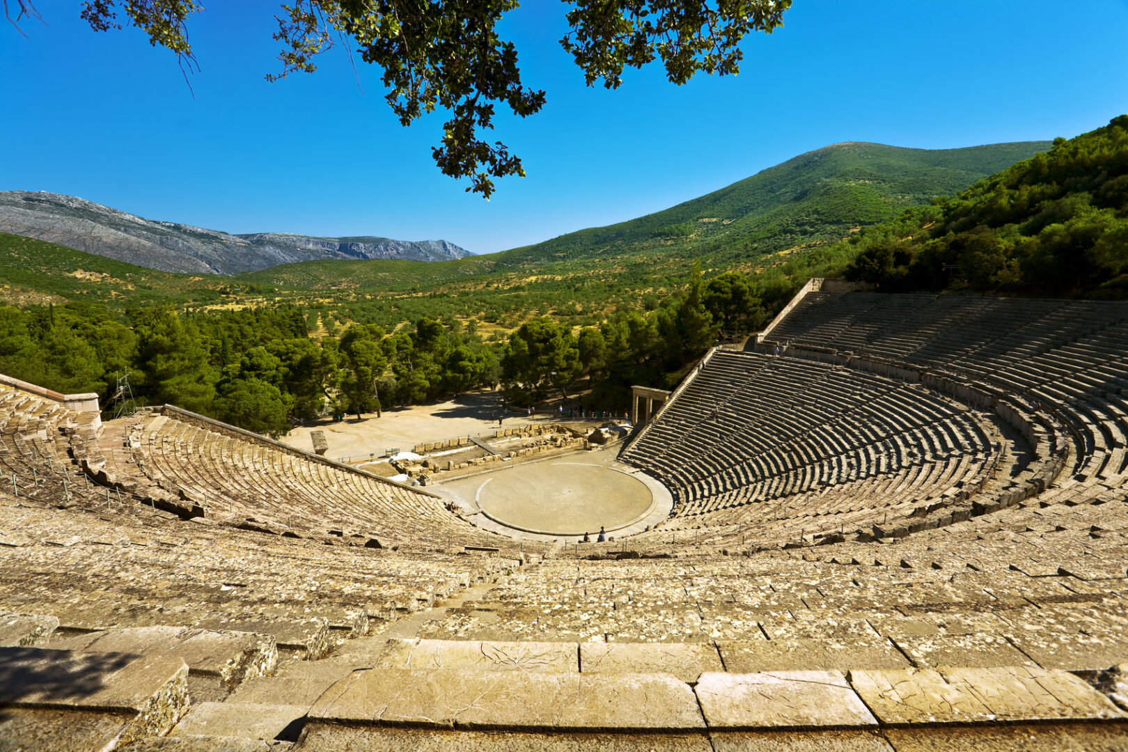 Epidaurus theatres come alive with the works of great Greek playwrights such as Aeschylus, Euripides, Sophocles and more