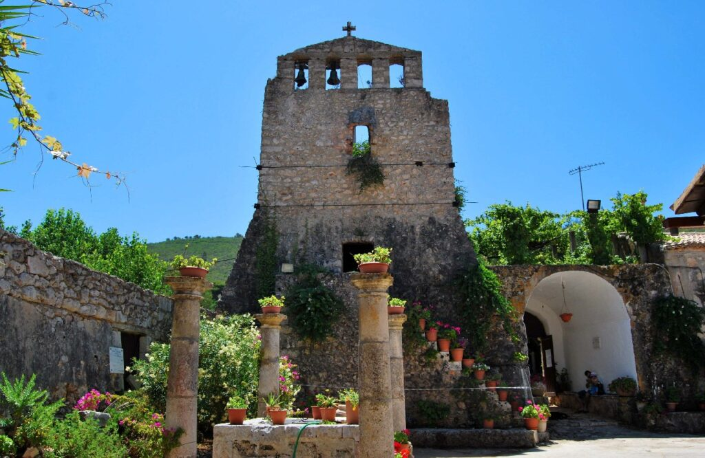 Anafonitria Monastery