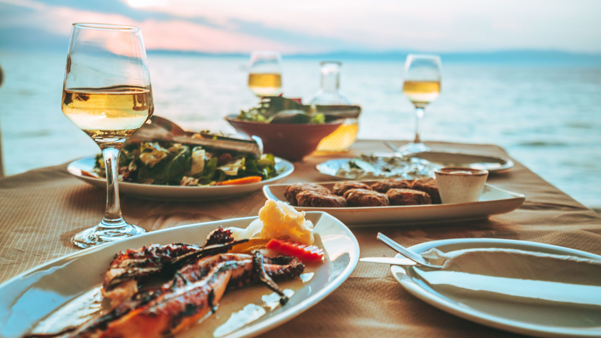 Traditional Greek Foods