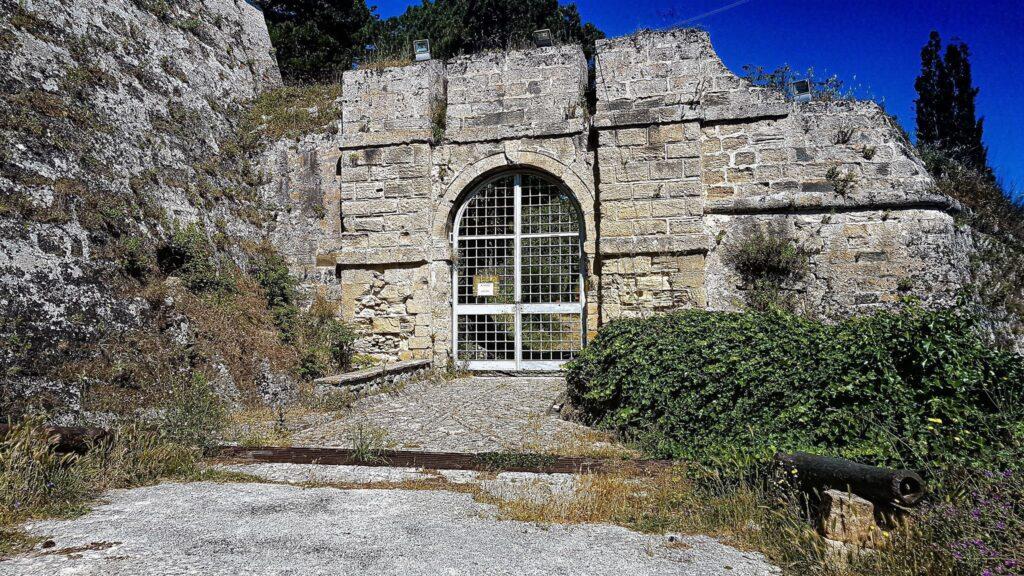 Venetian Castle in Zakynthos
